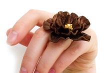 Handmade jewelry and accessories / by Sigita