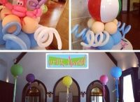 Balloon Centerpieces by Up, Up & Away