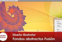 fondos illustrator