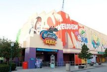 Classic Universal / Universal Studios Florida from the past.