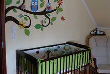 babaszoba dekoráció