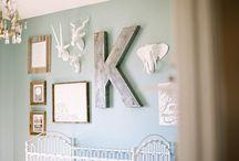 Barvy pokojů, lišty apod. inspirace