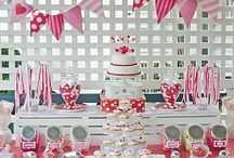 Party Decorations / by Cheryl Croce Culver