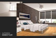 My interior designs ;3