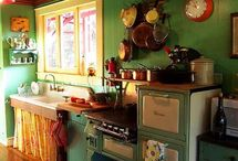 Old House Kitchen