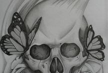 skulls cool