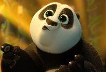 Kung fu panda / Mocarnie!!!