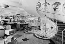 HMV Store, Oxford Street, London  / Pictures of the flagship store from 1930s-1970s