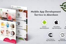 Mobile App Development Service in Aberdeen