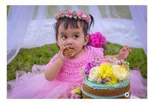 Cake Smash by May Guerrero Photography