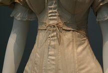 1830s - undergarments