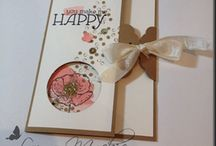 Stampin Up Tag Topper / by Kristy Inmon Cook