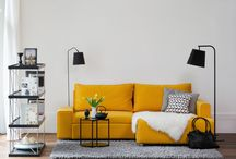 Colourful Home / how to style your home with beautiful colours.
