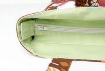 Ziper em bolsa