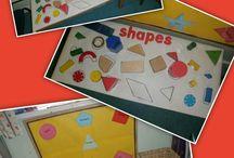Early Years Maths ideas