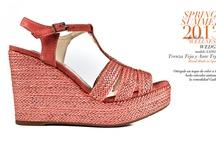 Wedges Spring-Summer 2013 fashion Wellness / Wedge Sandals collection Spring-Summer 2013 fashion Wellness