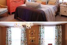 Schlafzimmer Bunt