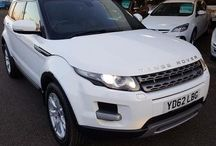 My Car....RANGE ROVER EVOQUE