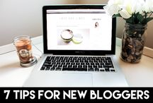 How To Be A Successful Blogger / Tips and Tricks from bloggers themselves on how to find success in your niche.