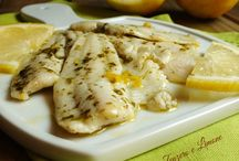 In cucina - Secondi piatti - pesce