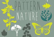 Print & Pattern Nature / A forthcoming P&P book on the subject of nature. Submit your designs to be included via the blog http://printpattern.blogspot.co.uk/2015/07/call-for-entries-new-p-book.html