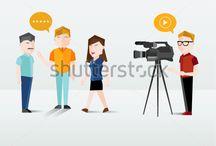production / media