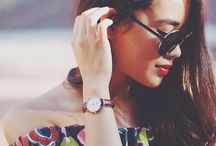 The Classy Collection On You / The Classy Collection by Daniel Wellington, Worn by You.