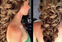 Hair for Special / Beautiful hair styles for parties, special occasions