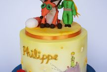 Little Prince cakes