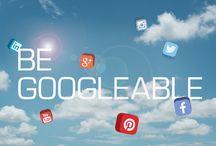 BE GOOGLEABLE / #begoogleable
