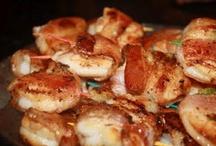 shrimp dishes / by Lisa Hubert