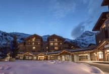 Kalinda Village (Tignes 1800 / Les Boisses) / A brand new luxury #ski residence for the #Winter 2013/14 season. These are the latest photos that have been released.