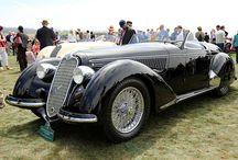 auto d'epoca vintage cars