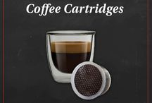 Maxespresso Gourmet Coffee Cartridges / Cartuchos Maxespresso Gourmet Coffee / Of each Maxespresso cartridge a perfect espresso or ristretto could be extracted, but it is also ideal for those who drink their coffee with milk or cappuccino De cada cartucho Maxespresso se puede extraer un perfecto espresso o ristretto, pero también es ideal para quien suele tomar su café con leche o como capuccino