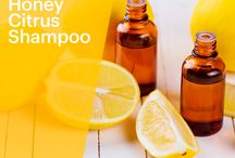 Essential Oil Body and Hair Care