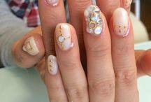 new nail's / 最近やったネイル画像です