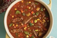Soup Recipes / by Kelly Keefe