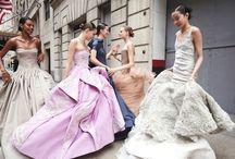 Fashion & Design / #fashion #highfashion #model #designer #beautiful #dress #hautecouture
