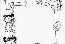 Τα παιδια ζωγραφιζουν