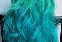 Hair Colours / Find all kinds of Weird, Cool, Funky Hair Colours here!