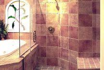 Beautiful baths / by Jen Earp