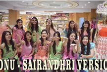 Sairandhri Sonu Song