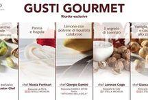 GUSTI GOURMET: UN VIZIO DA NON PERDERE! / Ricette esclusive in collaborazione con chef italiani stellati e rinominati in tutto il mondo...è così che nascono i gusti gourmet di Pretto per i palati più curiosi ed esigenti! Venite a provarli, per cominciare la settimana con gusto! --- GOURMET FLAVORS: A VICE NOT TO BE MISSED!