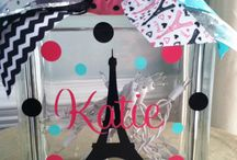 Paris Them Decoration.