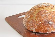 breads/baked goods / by Sarah Smith Hyde
