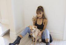 WC • Ariana Grande