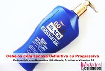 Amend Gold Black - Creme Intensificador do Efeito Liso