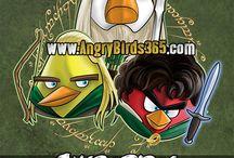 Angry Birds LotR