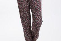 pantalon pyjama femme