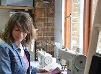Features - Inspirational Designers and Makers / Our 'We Meet...' series is a regular feature in Sewing World magazine. We get to meet some of the most interesting and lovely makers around!